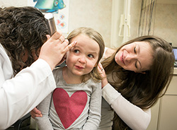 pediatric hearing tests